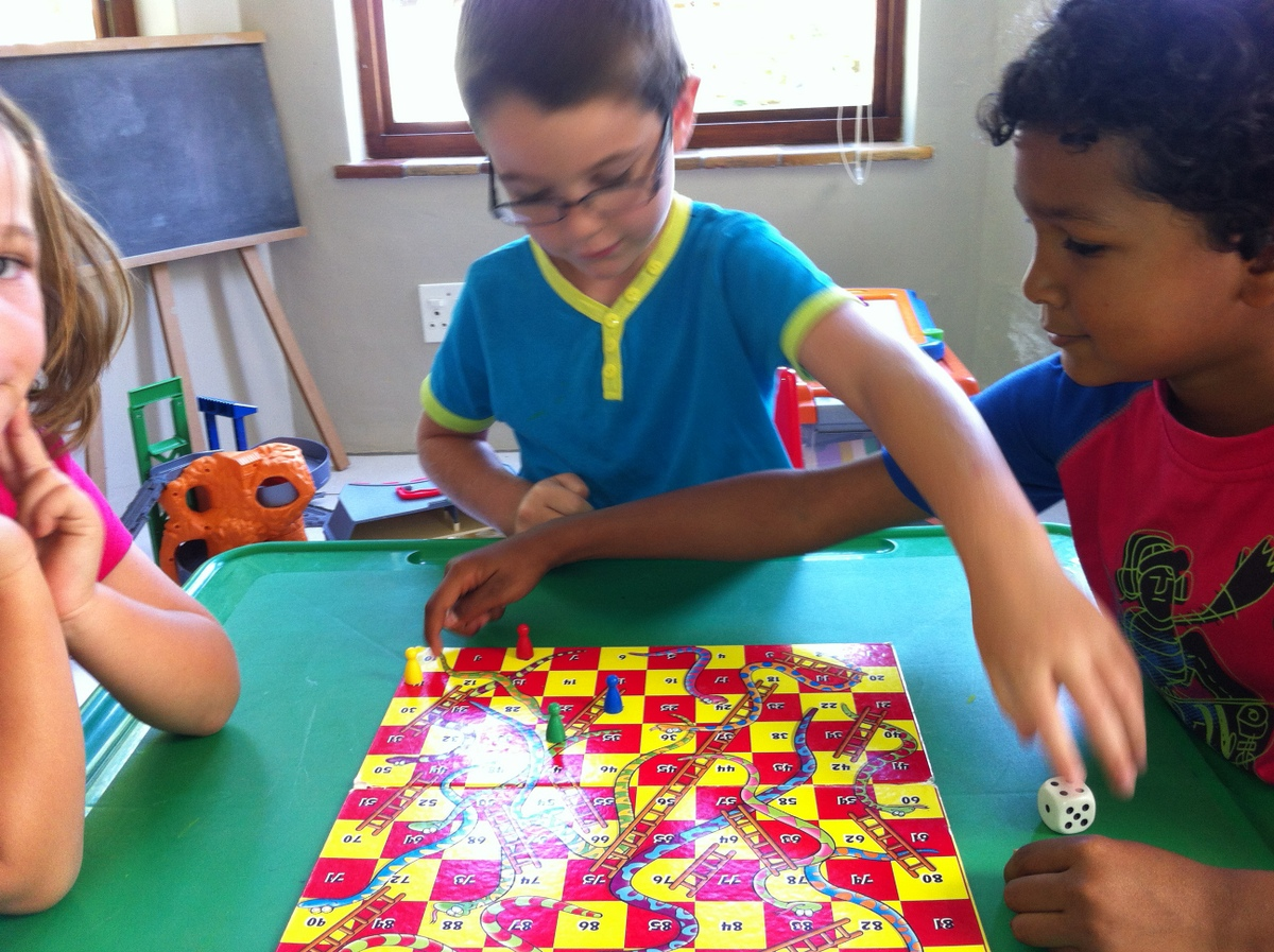 Social skills get stimulated through games